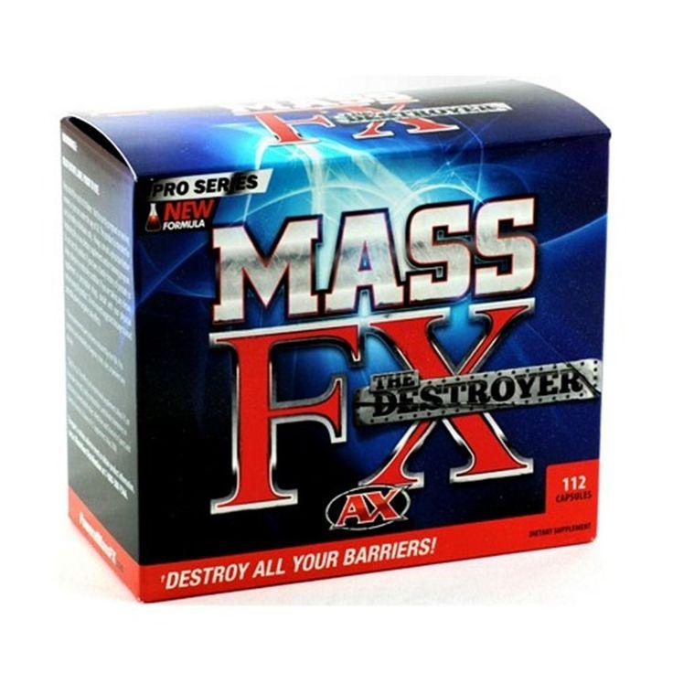 Mass FX the Destroyer