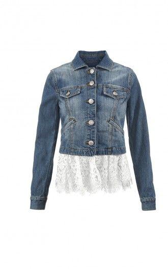 fc0fae7ffeedb cabi s Dakota Jacket Jean Jacket Styles