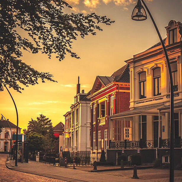 Sunset Eekwal, Zwolle