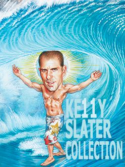 Kelly Slater Surf Art Collection