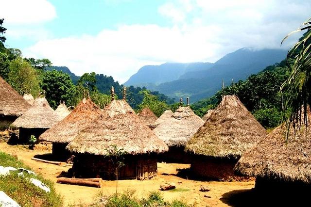 Nabusimake Sierra Nevada de Santa Marta Magdalena, Colombia