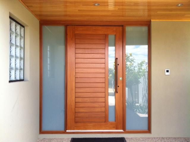 Timber pivot door & 29 best Pivot doors images on Pinterest | Pivot doors Perth and ...
