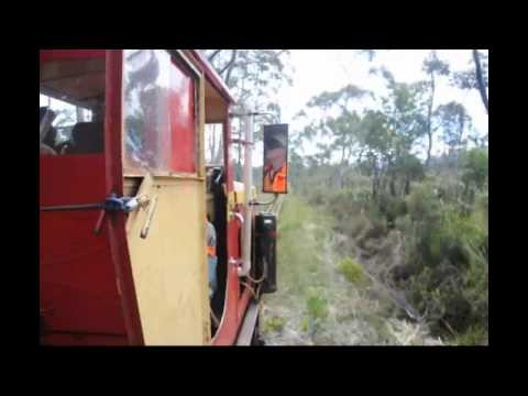 Book 2 nights at Buttongrass Retreat and receive a free ticket for this fun little historic railway at the bottom of Tasmania.