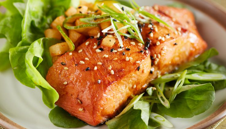 Prepare miso: Combine miso ingredients in a bowl and whisk or blend until smooth.  Wrap each salmon fillet in a double thickness of che