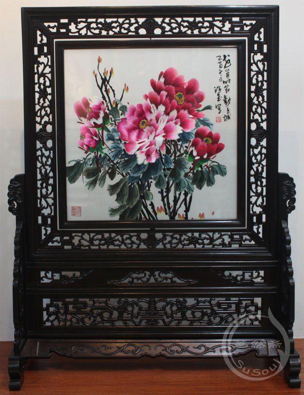 80 best meubles style asiatique images on pinterest for Meuble style asiatique