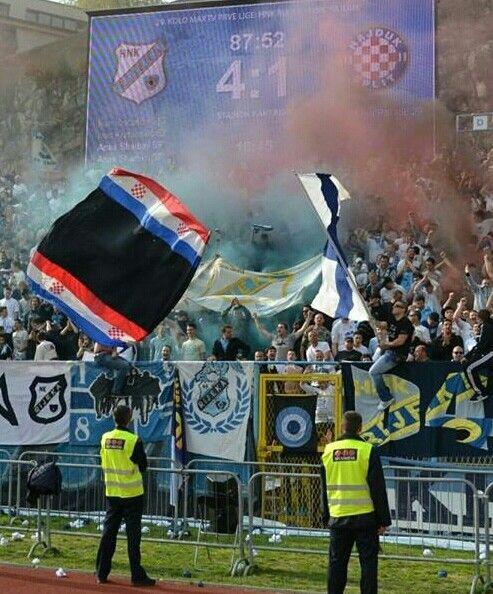 Rijeka 4:1 Hajduk Split  06.04.2014. Forza Fiume! Armada Rijeka