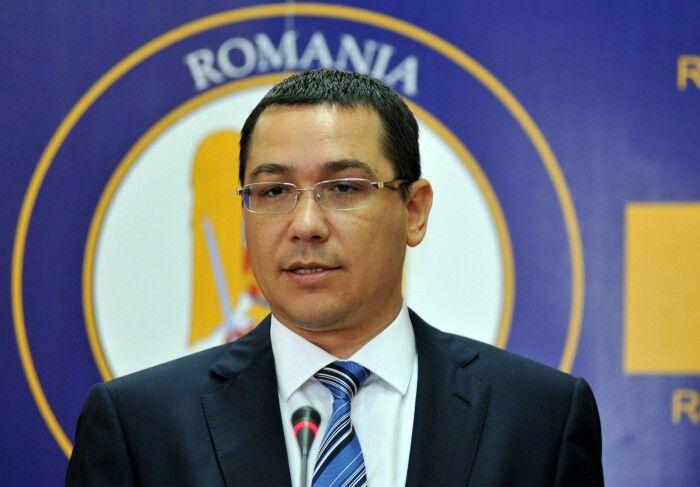 Primul-ministru Victor Ponta participă joi la Bucharest Forum 2013, la Palatul Parlamentului, sala 'Al. I. Cuza', începând cu ora 9,00