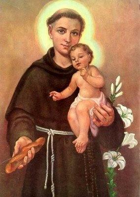 Santo Antonio (1191-1231) Viva Santo Antonio!!