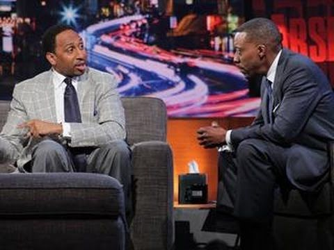 ESPN Host on Trayvon: 'This Will Upset a Lot of Black People. When I Give a Damn, I'll Let You Know' INFOWARS.COM  BECAUSE THERE'S A WAR ON FOR YOUR MIND
