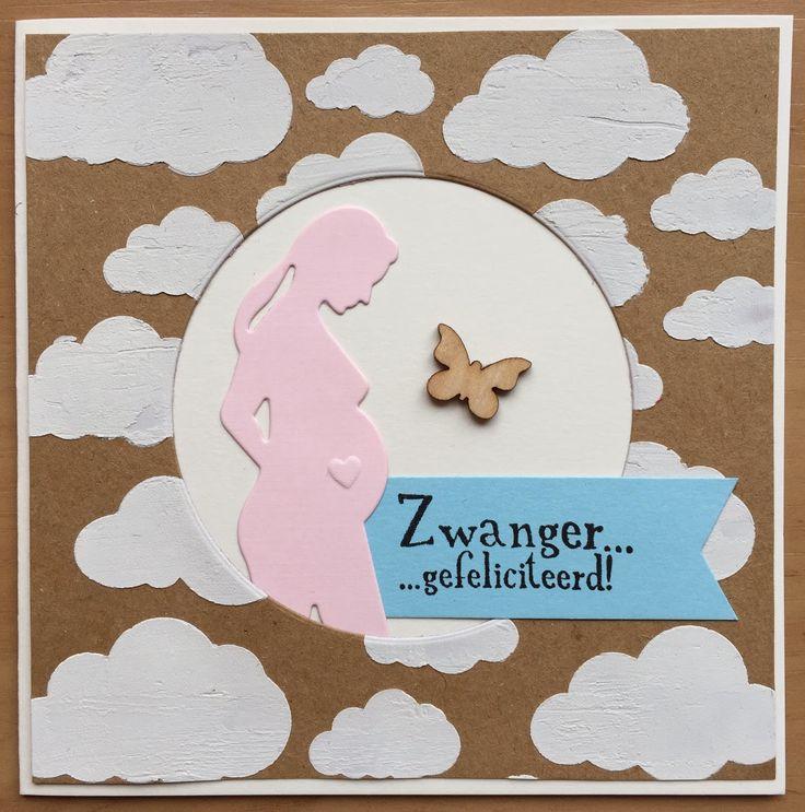 LindaCrea: Zwanger #1 - In de Wolken