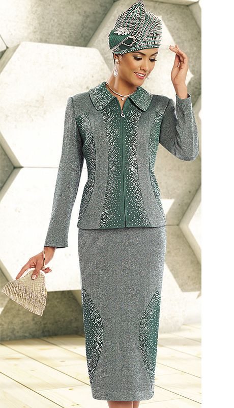 Donna Vinci Knits : 17 Best images about Sunday Best on Pinterest Summer suits, Skirt suit and ...