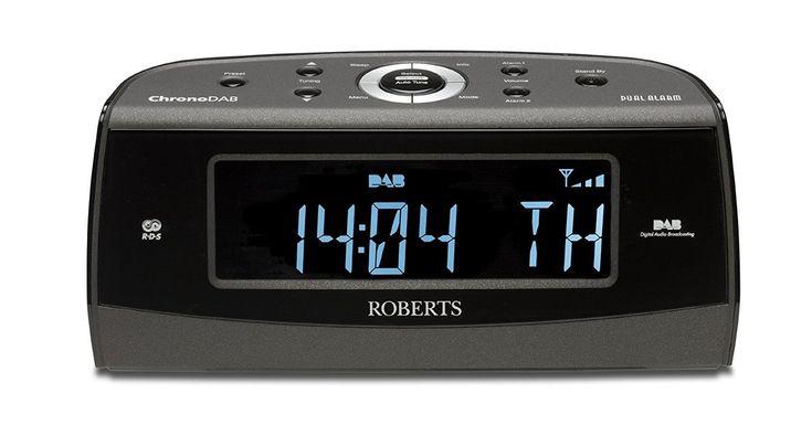 Roberts CHRONODAB DAB/FM Digital Alarm Clock Radio