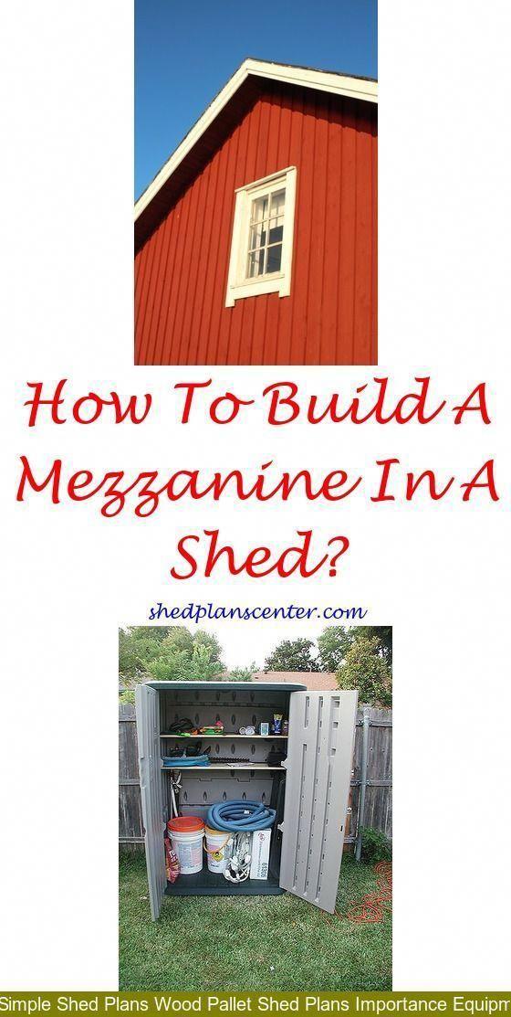 Toolshedplans Design Plans For Sheds Free 10 X 18 Storage Shed