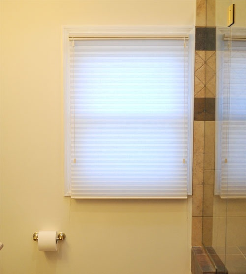 how to make a roman blind from a curtain