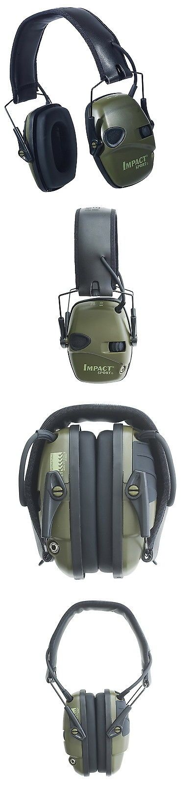Hearing Protection 73942: Electronic Ear Muff Headphones Gun Shooting Protection Hunting Plugs Outdoor Aux -> BUY IT NOW ONLY: $59.22 on eBay!