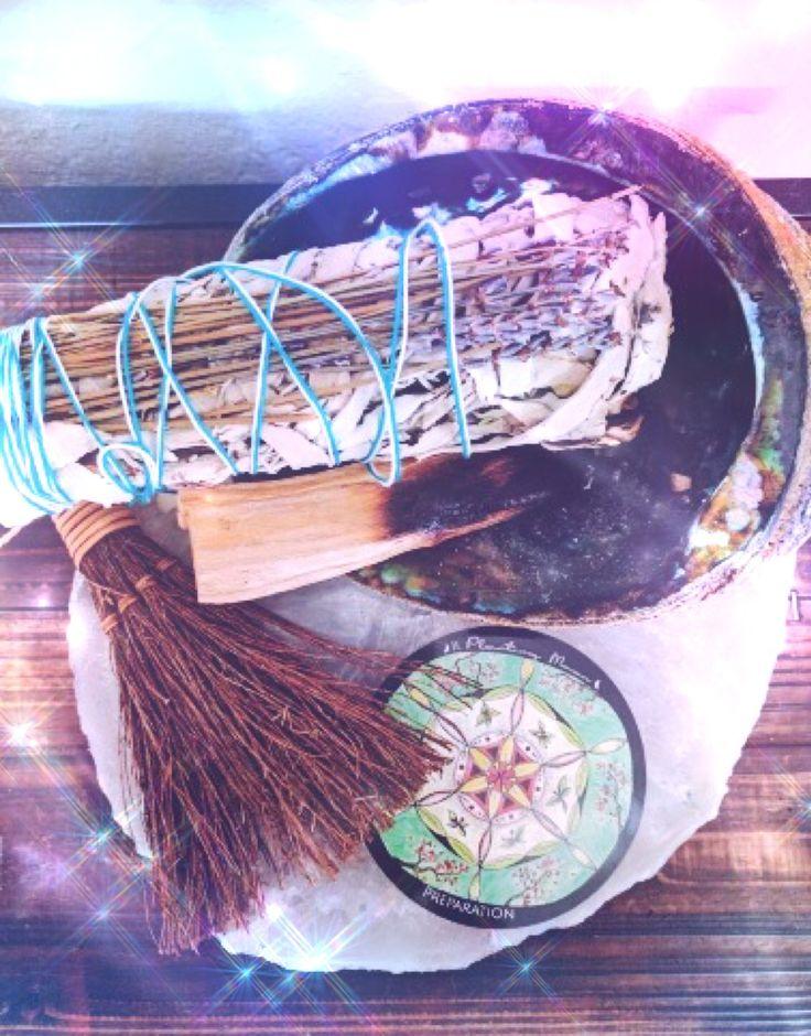 Besom Clearing Ritual | April Full Moon — Spirit de la Lune