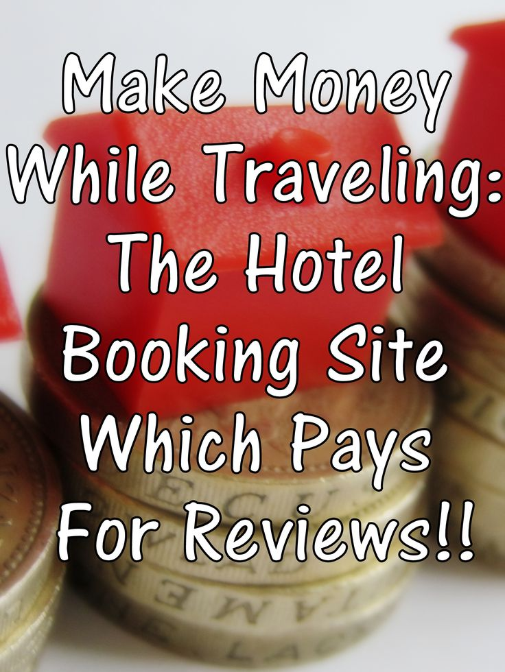 Make Money While Traveling the World: The Hotel Booking Site Which Pays You For Reviews!! ----> http://www.mappingmegan.com/how-to-make-money-online-with-yonderbound/