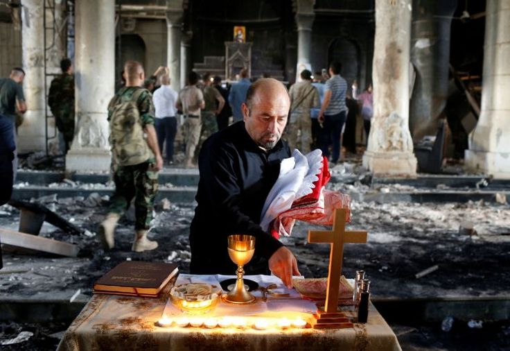 'God's Plan Will Prevail': Up To 50,000 Christians In Iraq To Pray Together For Peace | Christian News on Christian Today.
