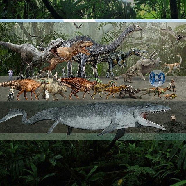 Jurassic Park's Dinosaurs: How Realistic Were They?
