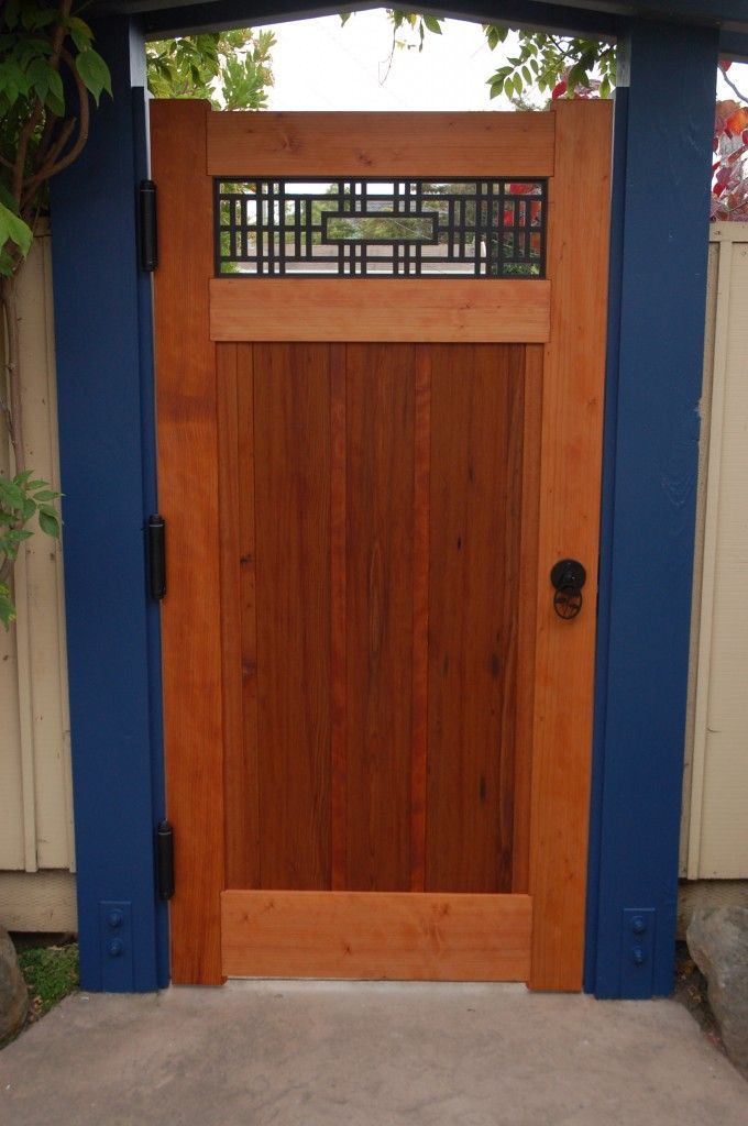 35 Best Craftsman Fences Amp Gates Images On Pinterest