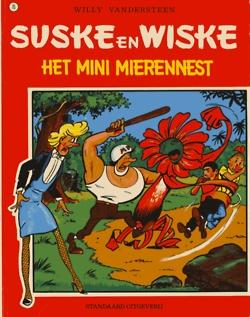 Suske en Wiske #75  Het mini mierennest