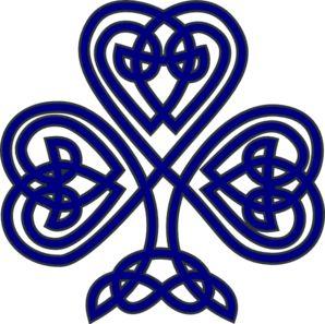 кельтский четырехлистный клевер - Поиск в Google