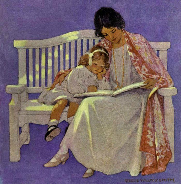 Picture of Jessie Willcox Smith