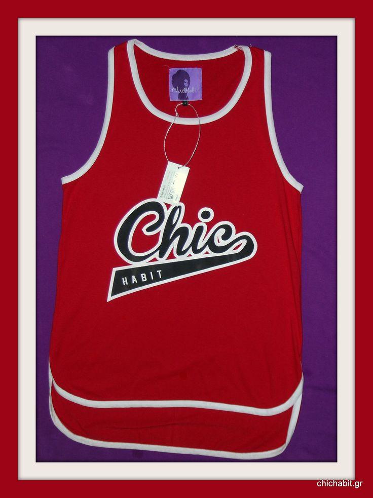 basketball jersey(chic)