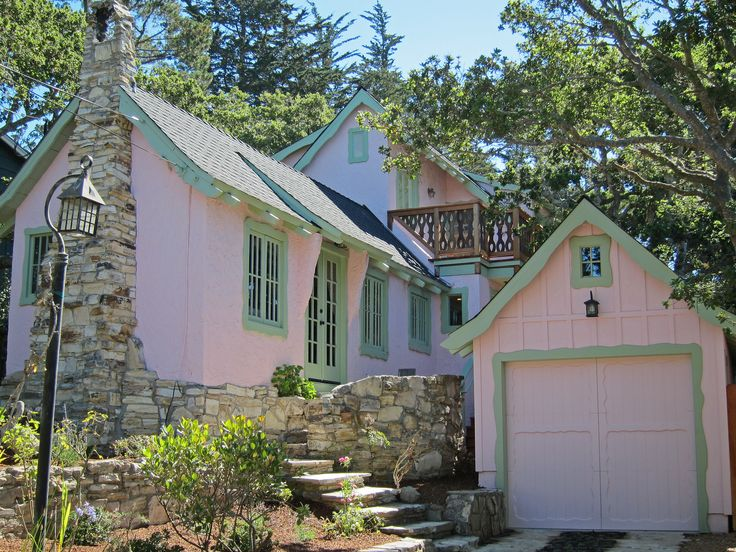 13 best Cottages of Carmel by the Sea images on Pinterest Pebble