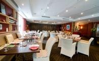 Gallery Artisan Restaurant Bisque Fine Dining, Bolton Hotel, Wellington, New Zealand