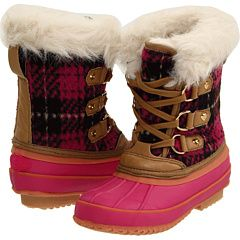 Juicy Couture winter boots for kids!!! Omg I want these for the girls....
