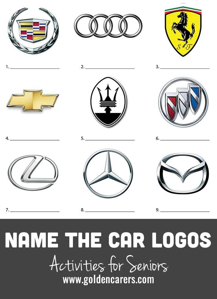 Name The Car Logos Visual Quiz Logo Quiz Car Logos Car Brands