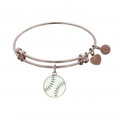 Angelica Bangles are great for stacking. Baseball / Softball