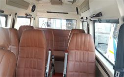 Tempo Traveller Hire Offers - All Type of Rental Tempo Travellers / Minibuses in Delhi Tempo Traveller Hire is online luxury tempo traveller provider company in india / new delhi. we have a large fleet of rental ac tempo travellers / minibuses for all tours packages / parties and holidays. Tempo Traveller Hire Tempo Traveller Booking Section is a privately held business founded in 2006 by Mr Mukesh Singh.