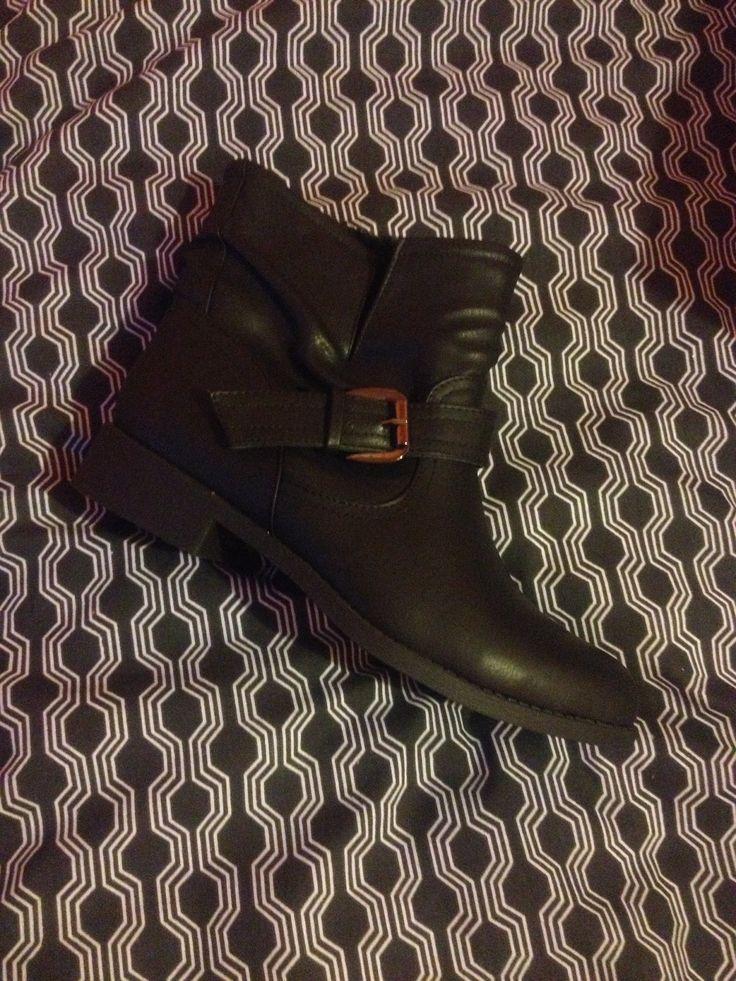 Comfy winter boots