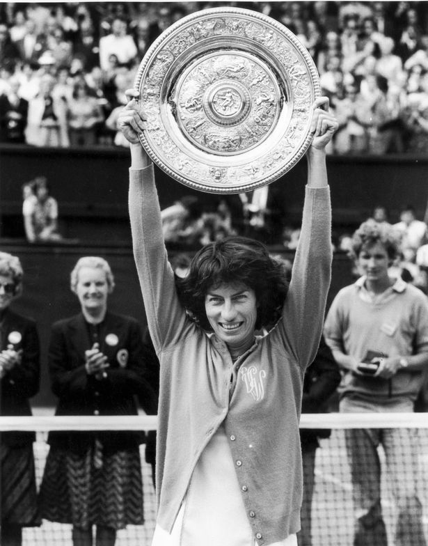Virginia Wade 1977 Wimbledon ChampionIn all the excitement about Andy Murray being the first man to be a Wimbledon champion for 77 years.Has everyone forgotten Virginia Wade just because she was a woman?