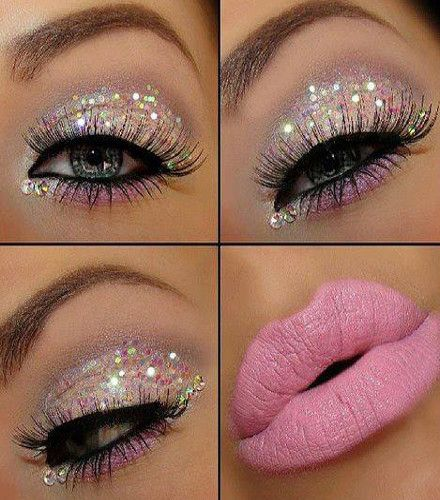 Will never do (bad at makeup & expensive) but still want to pin & dream