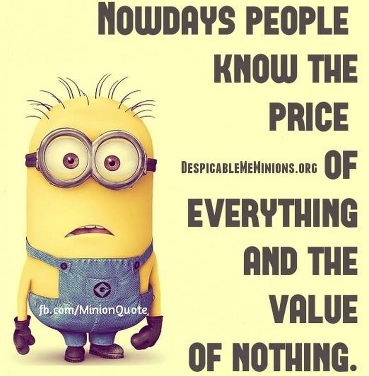 Sunday Minions Funny quotes (04:21:56 PM, Sunday 15, November 2015 PST) – 10 pics
