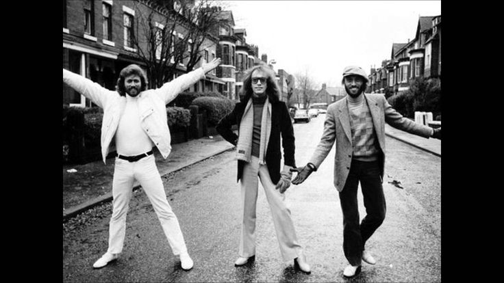 THE BEE GEES | ▶ Bee Gees - Stayin' Alive (Unreleased Extended Version)