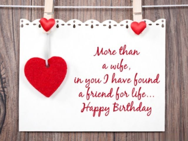 Happy Birthday Wishes for Wife with love – Wife Birthday Wishes