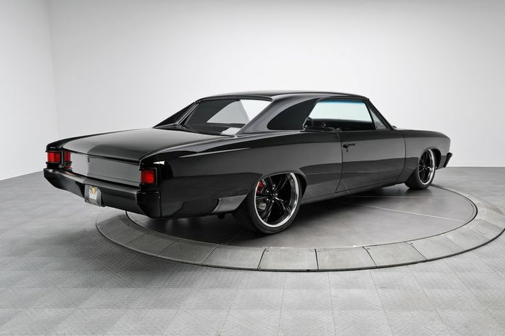 custom 67 impala blac on black | 1967 Chevrolet Chevelle for sale - Classic car ad from CollectionCar ...