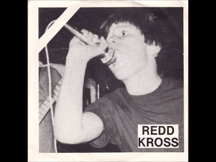 Redd Kross (Red Cross) - Burn Out (Posh Boy version)