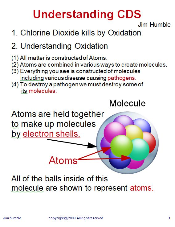 """Chlorine Dioxide Solution is used for purifying water. It makes water safe to drink in 3 minutes.It can do this because it's an oxidizing agent that readily accept electrons from """"electron donors."""" They gain electrons via chemical reaction. This is important because chlorine dioxide is an electron donor to all pathogens and heavy metals. Once they lose their electrons, the pathogens and heavy metals cease are neutralized and rendered harmless. Given by donation."""
