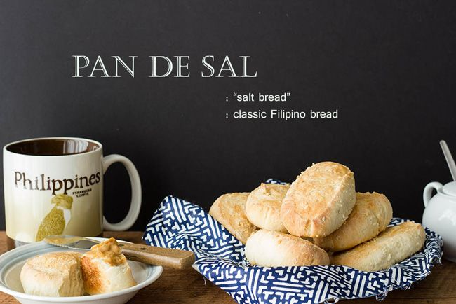 Paleo Pan de Sal - Filipino Bread Rolls