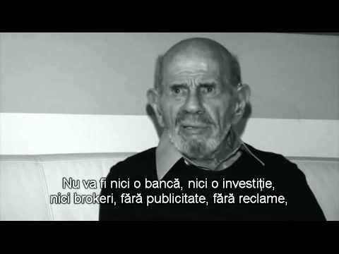 Jacque Fresco - Discuție despre Sistemul Monetar - YouTube