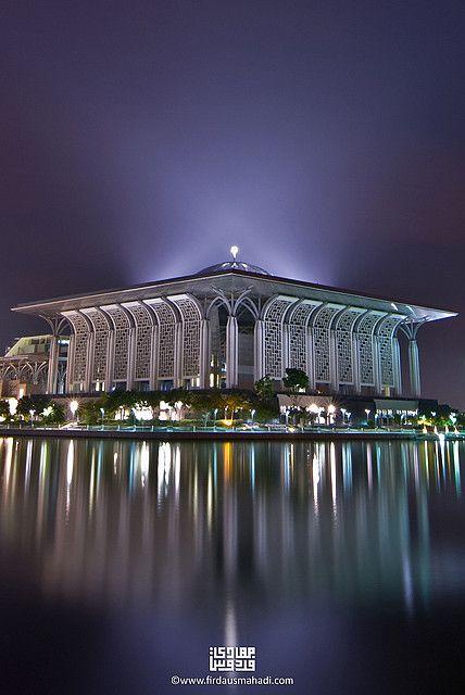 Sultan Mizan Zainal Abidin Mosque II, Putrajaya, Malaysia