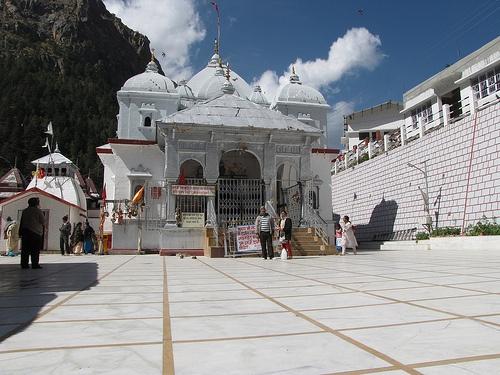 Gangotri Temple 405 best images about ...