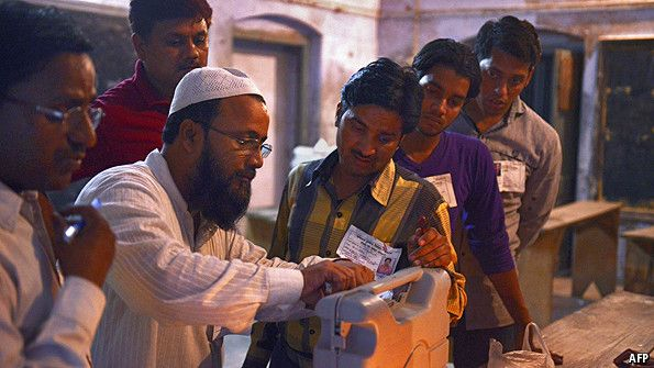 India's election results: Day of reckoning   The Economist