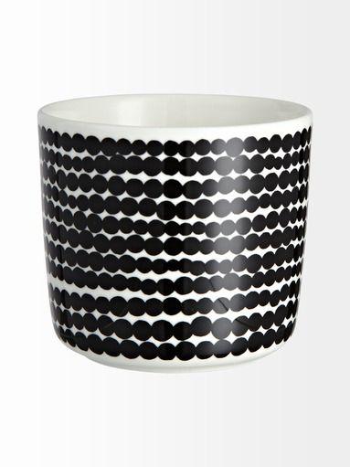 Marimekko Räsymatto-kahvikuppi (ei kahvaa)