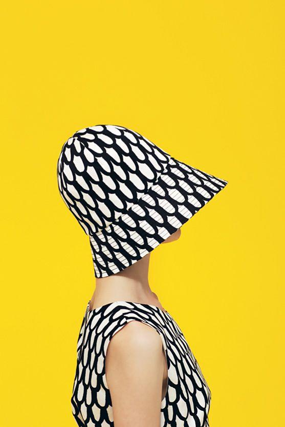 Marimekko – Goodbye Finland, Hello World! -- gorgeous print, awesome colors